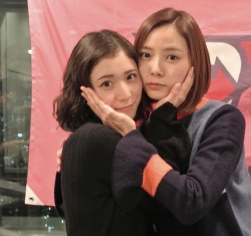 朝日奈央と松岡茉優は日出高校の同級生!ラジオで暴露した